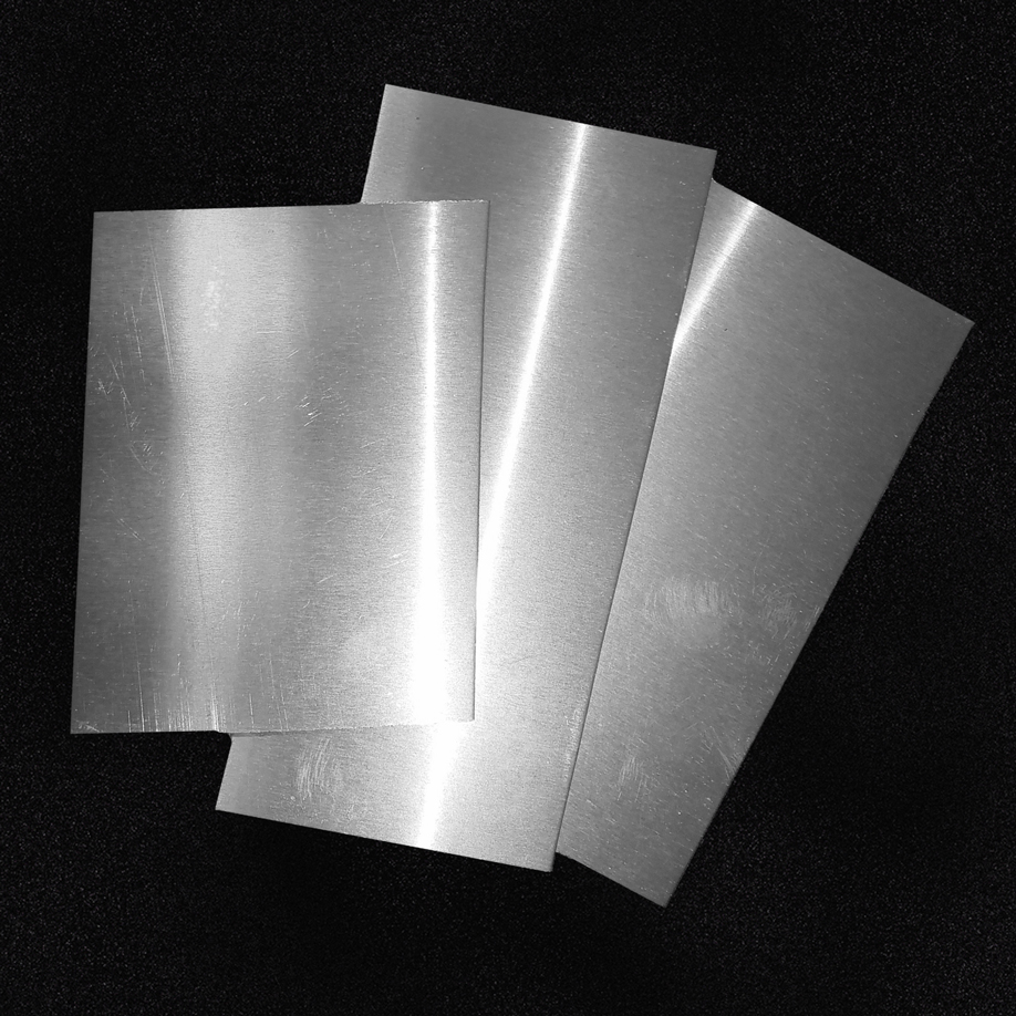 Zinc Sheet Sample With Free Freight