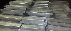 Ballast Weight Lead Ingot (500 LB)