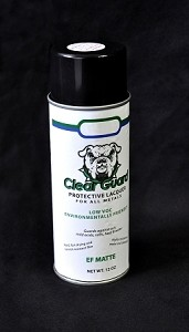 Clear Guard Protective Laquer-Matte Spray Can