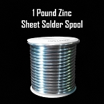 Joint Solder for Zinc Sheet (1 Lb)