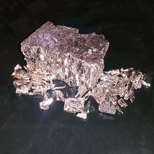 Bismuth 99.99% Ingot (1 lb. - Quantity of 1 Pound)