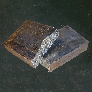 Bismuth 99.99% Ingot (35 lb. - Quantity of 35 Pound)