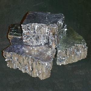 Bismuth 99.99% Ingot (5 lb. - Quantity of 5 Pound)