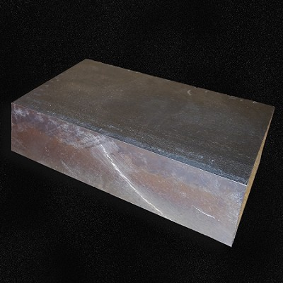 Certified Pure Lead Brick  (99.9% Pure) 26.2 pounds